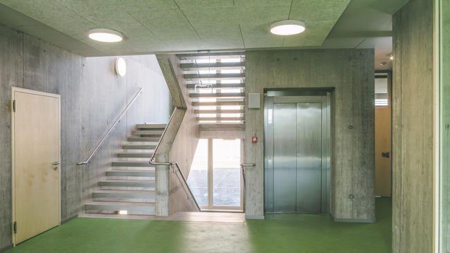 Neubau Schulhaus Grammel Lausen 02