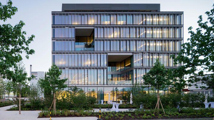 Neubau Laborgebäude «Lab of the Future» 00