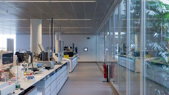 Neubau Laborgebäude «Lab of the Future»