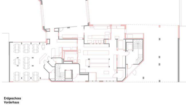 Erweiterung und Umbau Alters- und Pflegeheim