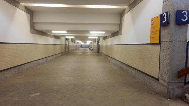Öffnung Südausgang «Riehener Tunnel» beim Badischen Bahnhof 04