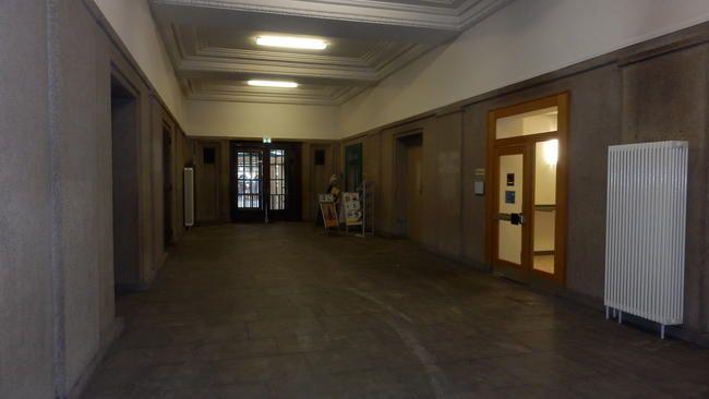 Öffnung Südausgang «Riehener Tunnel» beim Badischen Bahnhof 06