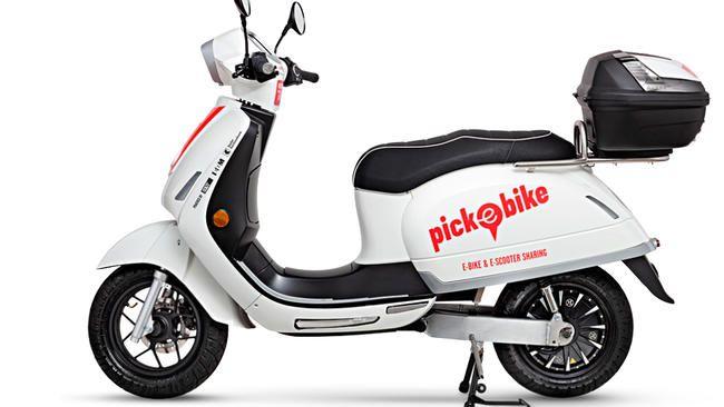 Pick-e-Bike Rollermodell