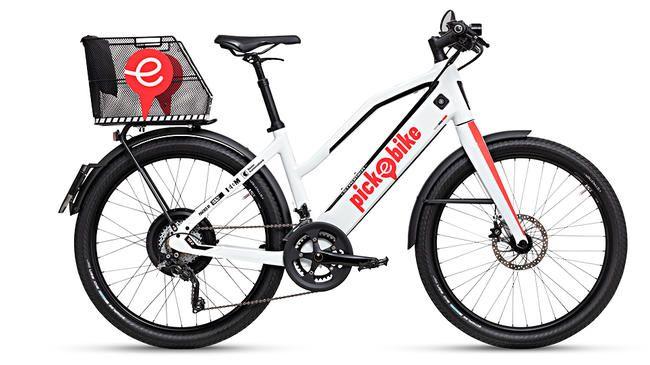 Pick-e-Bike Stromermodell