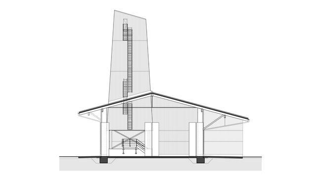 Werkhof Sissach Modell