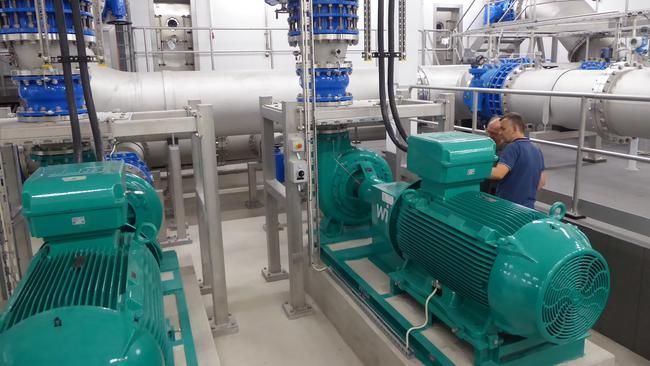 Druckstoss Wasserversorgung Basel 3