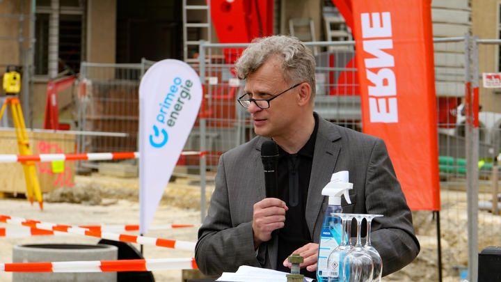 Jacek Wieckowicz, Projektleiter Rapp Architekten AG und Generalplaner