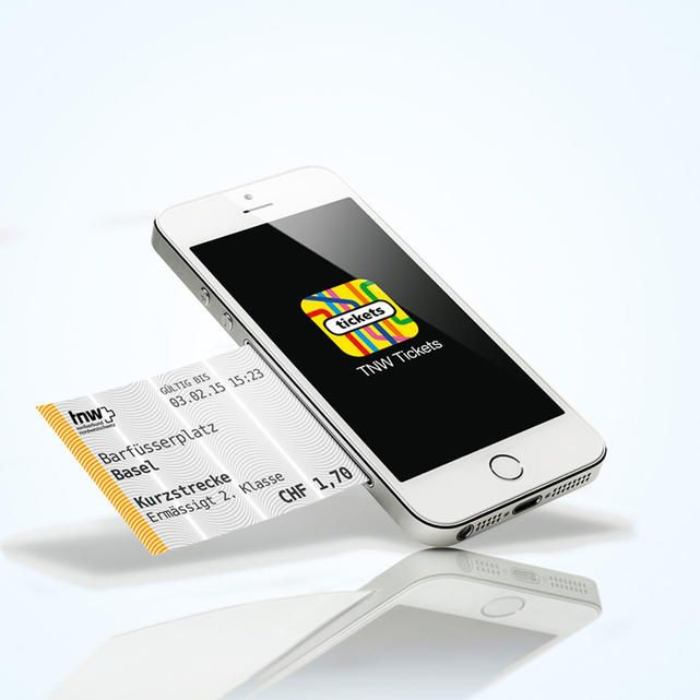 e-Ticketing-App BLT